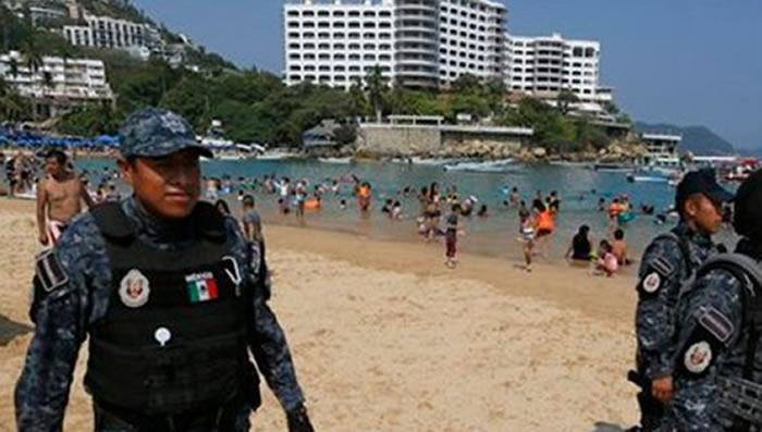 Nueva alerta de Estados Unidos para viajar a estados de México