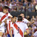 Perú desplazado al puesto 15 en último ranking FIFA