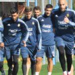 Eliminatorias: Argentina en Montevideo con Messi, Icardi y Dybala