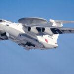Rusia envía súper avión espía a ejercicios militares entre Corea del Sur y EEUU (VIDEO)