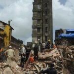 India: Al menos 19 muertos y 15 heridos en un derrumbe en Bombay