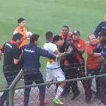 FBC Melgar: Ricardo Ortega fue suspendido un año por cabezazo a Rabanal