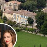 Brad Pitt y Angelina Jolie deberán pagar 565 mil € por reformas de castillo