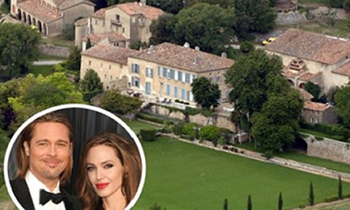 Brad Pitt, condenado a pagarle 450.000 euros a una artista