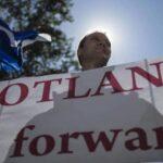 """Gobiernos británico y escocés cierran sin acuerdo reunión sobre el """"brexit"""""""
