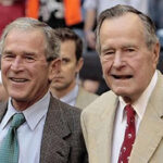"""Expresidentes Bush exigen rechazar el """"antisemitismo y el odio"""" en EEUU"""