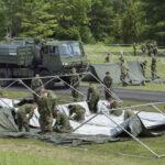 Canadá: Militares levantan campamento para refugiados en frontera con EEUU (VIDEO)
