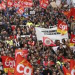 Franceses están descontentos con la reforma laboral, advierte sindicato