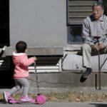 Casi un 60% de los niños nacidos en China ya tiene hermanos