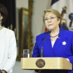 Bachelet celebra aprobación del Constitucional a ley de aborto en Chile