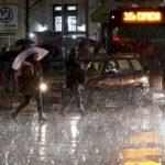 Chile: Ola de frio con granizos, lluvias, inundaciones y apagones (VIDEO)