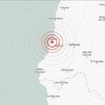 Chile: Sismo de 5,3 grados de magnitud se registró en Atacama y Coquimbo