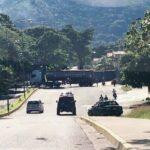 Venezuela: Al menos dos muertos deja asalto a un cuartel (VIDEO)