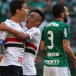 Sao Paulo cae goleado 4-2 ante Palmeiras por la fecha 22 del Brasileirao
