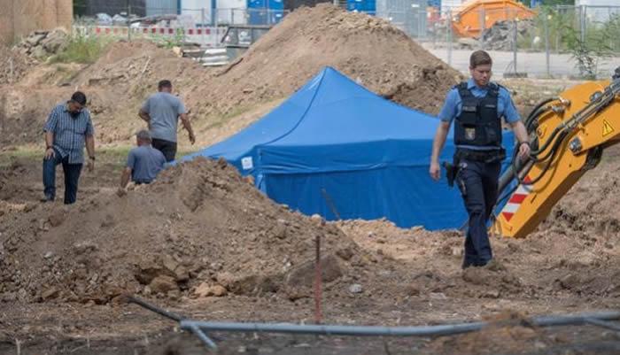 Evacuarán a 70 mil personas por bomba en Fráncfort