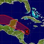 EEUU: Tormenta tropical Franklin gana fuerza y se convierte en huracán (VIDEO)