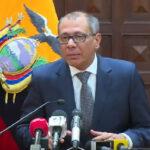Ecuador: Congreso autoriza juicio penal a vicepresidente Glas por corrupción