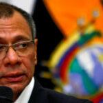 Ecuador: Prohíben salir del país al vicepresidente Glas por caso Odebrecht