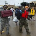EEUU: 24 mil soldados se despliegan en Texas para rescate y emergencia