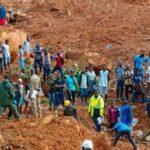 Inundaciones y aludes en Sierra Leona causaron más de 400 muertos