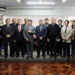 Universidad Bausate y Meza e INEI firman Convenio de Cooperación Interinstitucional