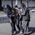 Suben a 20 los muertos y a 40 los heridos en ataque contra mezquita afgana