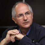 Opositor Antonio Ledezma regresa al arresto domiciliario en Caracas