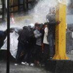 Huelga de maestros: Caos en el Centro de Lima (Fotos exclusivas)