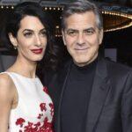 George Clooney y esposa ayudarán a 3,000 niños sirios a estudiar en Líbano