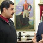Venezuela: Maduro y Rodríguez Zapatero analizan diálogo con oposición