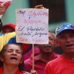 Venezuela: Marchas de protesta contra amenaza de intervención de EEUU (VIDEO)