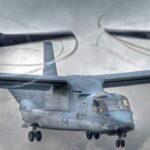 EEUU: Desaparecen tres marines al estrellarse avión militar en costa de Australia