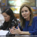 Huelga de maestros: Marilú Martens será interpelada