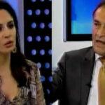 Mávila Huertas cuestiona a Héctor Becerril por papel en huelga magisterial (VIDEO)