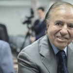 Argentina: Pese a condena habilitan candidatura a Menem para senador