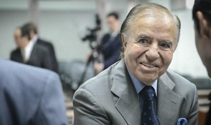 Al final, Menem podrá ser candidato a senador en octubre