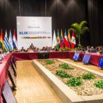 Mercosur rechaza opción militar para restituir orden democrático en Venezuela