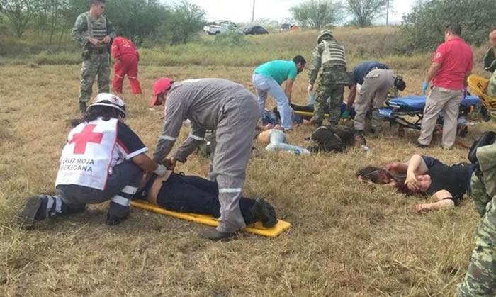 Aumentan muertes de migrantes en frontera México-EU durante 2017