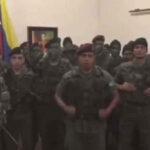 Venezuela Capturan a los líderes del asalto al fuerte militar de Paramacay