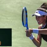Master 1000 Cincinnati: Muguruza a semifinales al ganarle a Kuznetsova