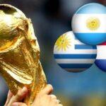 Mundial 2030: Conmebol confirma unión de Paraguay, Uruguay y Argentina