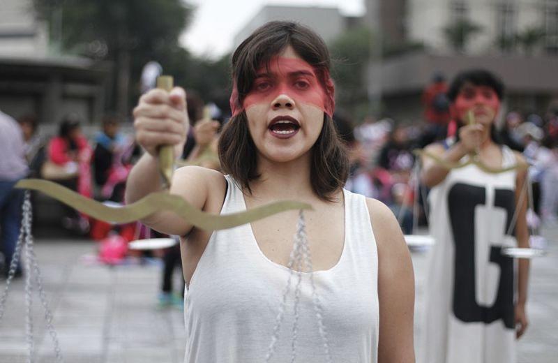 Imágenes de la multitudinaria concentración (FOTOS) — Ni una menos