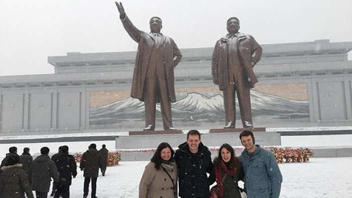 Viajar a Corea del Norte será delito en Estados Unidos desde setiembre