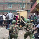 Kenia: Al menos cuatro muertos por violentas protestas postelectorales