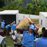Colombia: ONU retiró el primer contenedor con armas de las FARC
