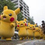 Pokémon Go: Japón celebra un año de exitoso juego con evento multitudinario