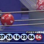 EEUU: Un solo ganador de 758 millones de dólares en la lotería Powerball