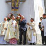 Kuczynski inauguró templo El Espíritu Santo en Manchay