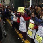 Huelga de docentes: Gobierno oficializa beneficios a los maestros
