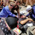 EEUU: Un muerto y 19 heridos en atropello tras marcha supremacista
